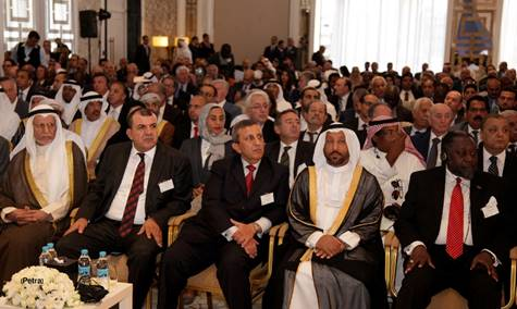 The Arab African Economic Forum in Jordan