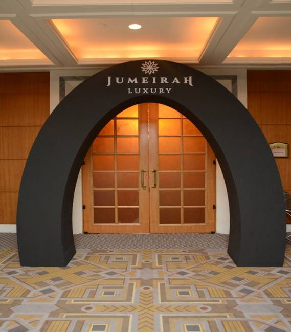 Organizing  Jumeirah Luxury Dubai Conference in Egypt